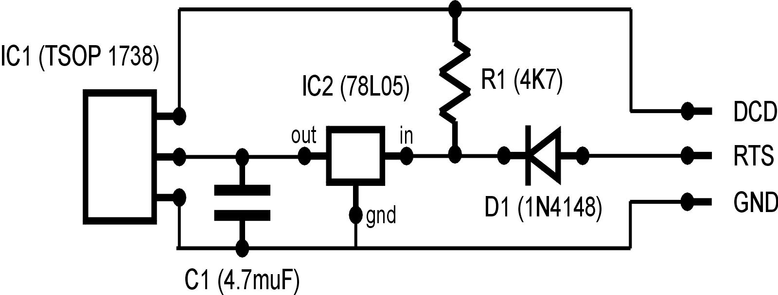 geek total  receptor infravermelho para pc